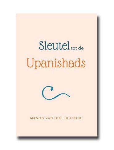 De omslag van het boek Sleutel tot de Upanishads